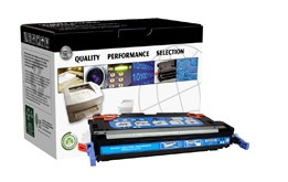 Q6471A Remanufactured Cyan Toner Cartridge For HP Color LaserJet 3600