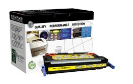 Q6472A Remanufactured Yellow Toner Cartridge For HP Color LaserJet 3600