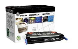 Q7560A Remanufactured Black Toner Cartridge For HP Color LaserJet 2700, 3000